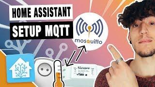 Hassio Mqtt Setup