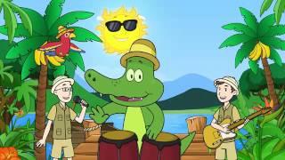 Aarne Alligaattori Hej Sommaren