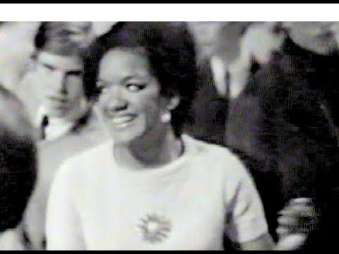 American Bandstand 1968 - (Sweet Sweet Baby) Since You've Been Gone, Aretha Franklin