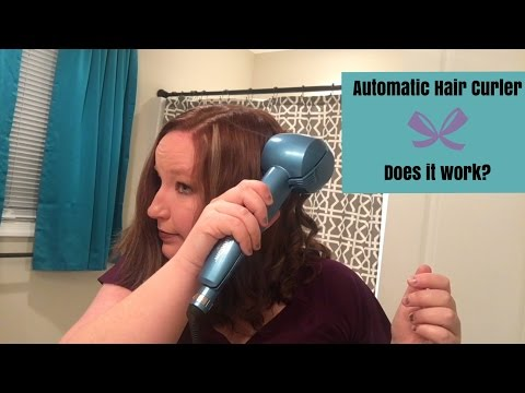 Nano Titanium by BabyBliss Miracurl Demo
