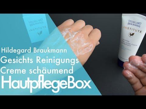 Hildegard Braukmann - Gesichts Reinigungs Creme schäumend