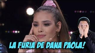 La Furia de Dana Paola!