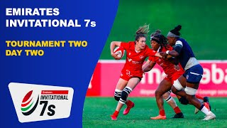 Emirates Invitational 7's -9th April – Day Two