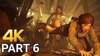 Rise of the Tomb Raider 4K Gameplay Walkthrough Part 6