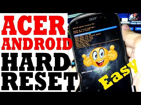 Download How To Hard Reset Any Chinese Android Video 3GP Mp4 FLV HD