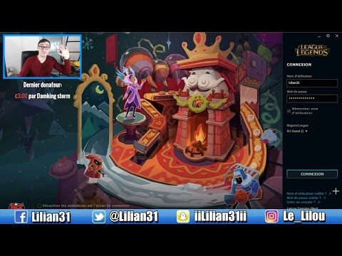 Ranked + Game Viewvers - LEAGUE OF LEGENDS (Rediffusion Live)