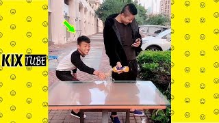 Watch keep laugh EP520 ● The funny moments 2019