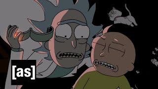 Rick And Morty - Rick's Sacrifice