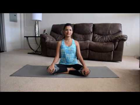Belly Fat Yoga / Weight Loss Yoga workout at home for beginners!