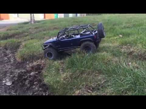 Project Jeep RC