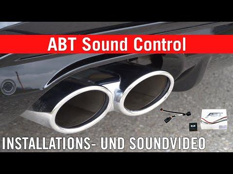 ABT SOUND CONTROL (EINBAU UND KLANG)