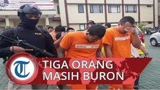 Polresta Bogor Kota Jaring 13 Pengedar dan Pengguna Narkoba, 3 Orang Masih Buron
