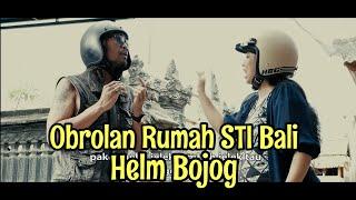 Helm Bojog – OR – STI Bali