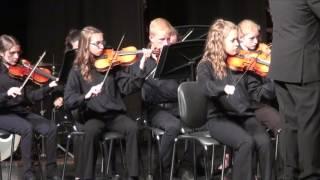 Armada Middle School Music Premiere Concert (05-15-2017)