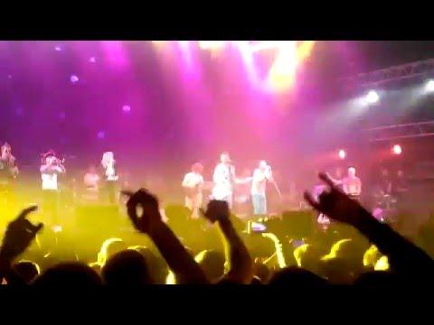 """Гр.""""Ленинград"""" премьера на концерте Ray Just Arena новой песни """"Ты моя самая любимая"""""""
