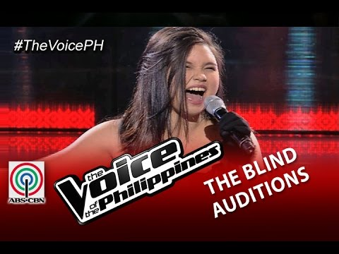 "The Voice of the Philippines Blind Audition ""Love On Top"" by Genesis Ryan (Season 2)"