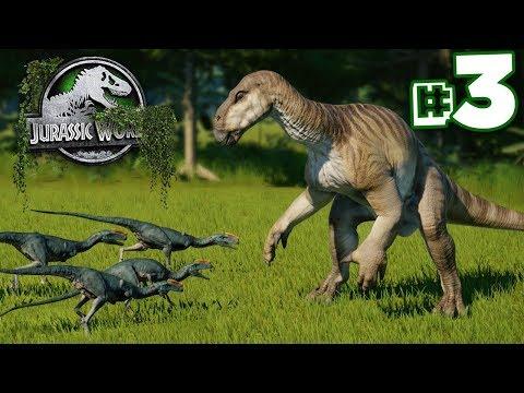 The Carnivores Last Stand! | Dinosaur Preserve - Part 3 | Jurassic World Evolution