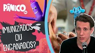 As pistas de Samy: Entenda a verdade sobre a vacinação em Serrana