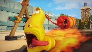 LARVA ❤ VALENTINE 😀 AMAZING RACE ★ <b>Cartoon Full Movie</b> Cartoons For Children LARVA