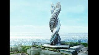 11 công trình kiến trúc ấn tượng nhất thế giới