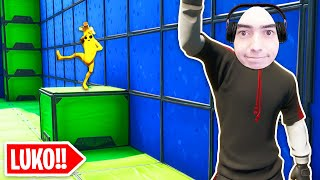 7 Year Old BEATS Me in a Default Deathrun!!