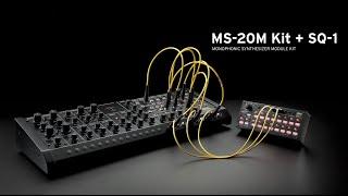 Korg SQ-1 - Video