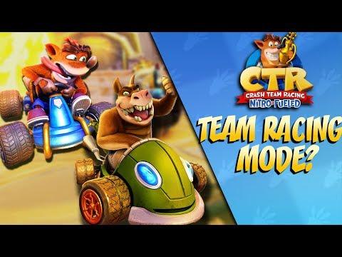 Crash Team Racing: Should Team Racing Be Added?