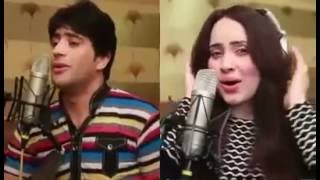 Pashto New Songs 2016 Nadia Gul & Sohail Shah - Nawe Muhabat Me Shoro Kry De