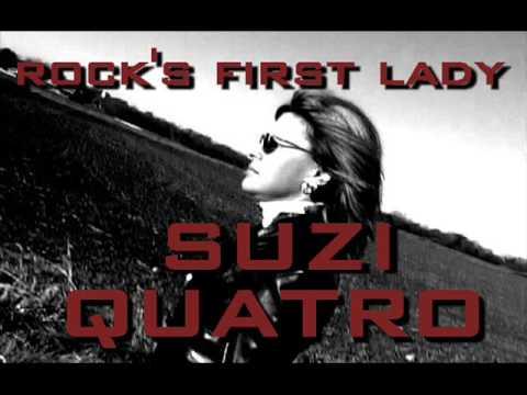 SUZI QUATRO CAN I BE YOUR GIRL