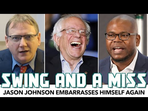 Jason Johnson Blames Bernie For USPS Cuts, Gets Dismantled By Warren Gunnels