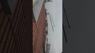 折板屋根 持ち上げ動画