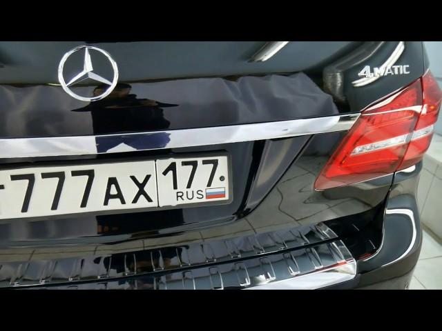 Титановая защита кузова автомобиля