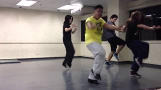 Dudan Choreography | There it Go - Santana