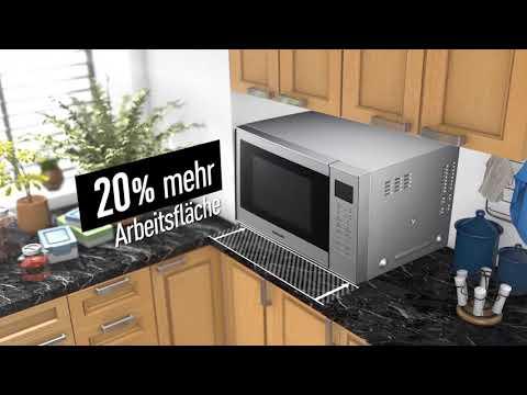 Panasonic Mikrowelle NN-CT57: Für die kleine Küche