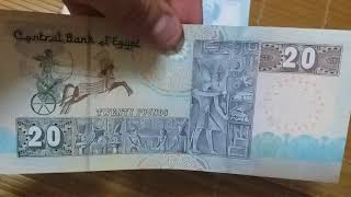 My Egyptian Pound Collection
