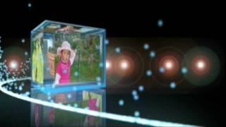 preview picture of video 'Invitación - Mi Bautizo Dayla Belén & Mi Presentación Brigitte Danaé'