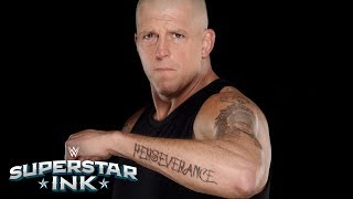Goldust gets a tattoo to honor his dad, Dusty Rhodes: Superstar Ink