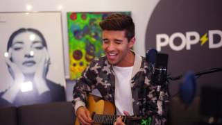 Jake Miller Performs Two-Song Acoustic Set