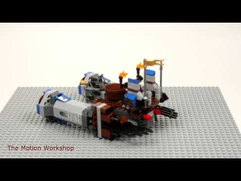Vidéo LEGO The LEGO Movie 70806 : La forteresse