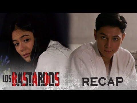 An intimate encounter transpires between Lorenzo and Dianne    PHR Presents Los Bastardos Recap