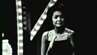 Nancy Wilson, Satin Doll, The Very Thought of You, 1964 TV