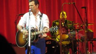 Ring Of Fire -  Chris Isaak - Massey Hall, TOronto-May 24,2016-CHAR video