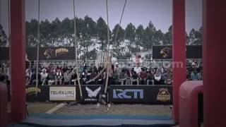 Unity Parkour Freerunning Bekasi  Apriandys Sasuke Ninja Warrior Indonesia Highlight