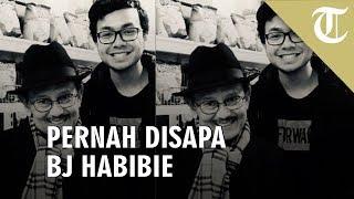 Viral Mahasiswa Indonesia di Jerman yang Pernah Disapa Duluan oleh BJ Habibie