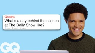 Trevor Noah Goes Undercover on Instagram, Twitter and Wikipedia | GQ