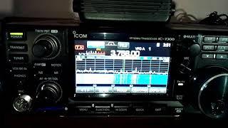 80m DX W1MBB & Florida Net 10 4 18 @ 03 45UTC