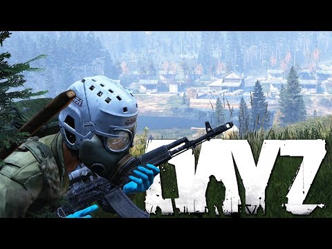 One Amazing Life In DayZ - The Trumpet Brothers Go North!