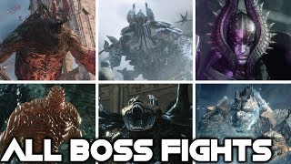 Devil May Cry 5: All Bosses