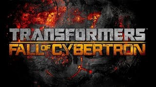 Transformers Fall Of Cybertron Full Movie Pelicula Completa Español All Cutscenes  Game Movie