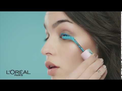 Nueva Máscara de Pestañas Turquesa Miss Baby Roll de L'Oréal Paris.